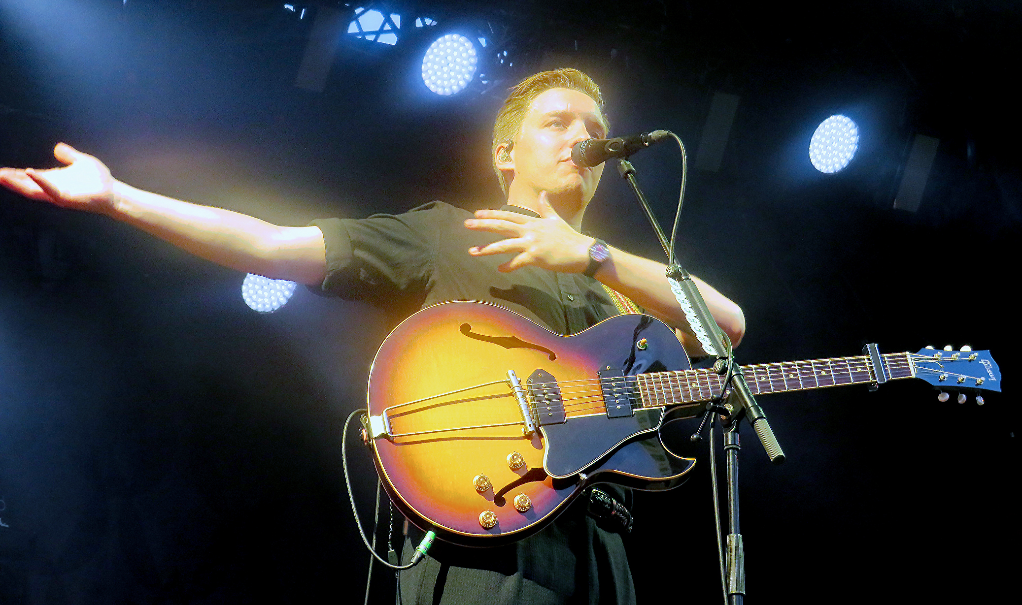 George Ezra Festival Stimmen Lörrach 2019 Photo VB
