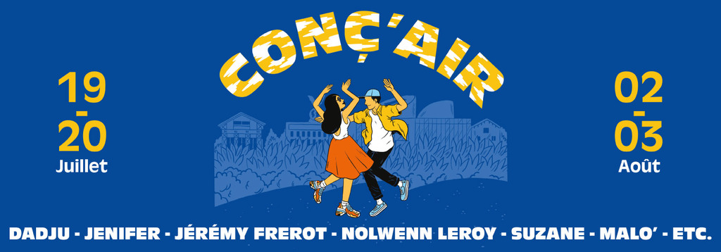 Conc'Air Saint-Louis Concerts gratuits 2019
